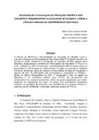 Organização e divulgação da produção científica dos docentes e pesquisadores da Faculdade de Filosofia, Letras e Ciências Humanas da Universidade de São Paulo. (Pôster)