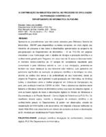 A contribuição da biblioteca digital no processo de divulgação da produção científica do Departamento de Informática da PUC- RIO.