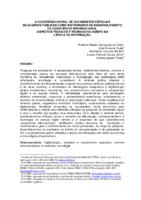 A conversão digital de documentos especiais de acervos públicos como intrumento de desenvolvimento da consciência informacional. Aspectos técnicos e teóricos no âmbito da ciência da informação.