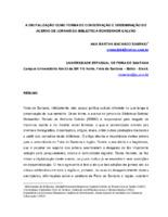 A digitalização como forma de conservação e disseminação do acervo de jornais da Biblioteca Monsenhor Galvão.