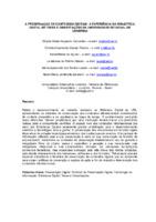 A preservação de conteúdos digitais: a experiência da biblioteca digital de teses e dissertações da Universidade Estadual de Londrina.