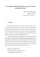 As publicações periódicas científicas da UFG terão futuro sem financiamento interno?