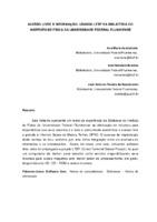 Acesso livre à informação: usando LTSP na Biblioteca do Instituto de Física da Universidade Federal Fluminense.