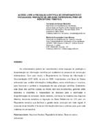 Acesso livre a produção cientifica de departamentos e faculdades: migração de uma base referencial para um repositório temático.