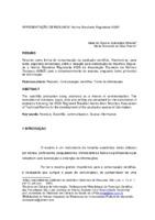 Apresentação de resumos: Norma Brasileira 60281.