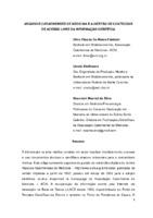 Arquivos Catarinense de Medicina e a gestão de conteúdos de acesso livre da informação científica.