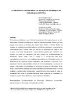 As bibliotecas universitárias e a mediação da informação na comunicação científica.
