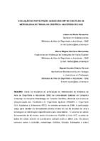 Avaliação da participação da BAE/UNICAMP na disciplina de metodologia do trabalho científico: um estudo de caso.