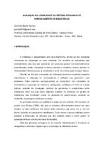 Avaliação da usabilidade do Sistema Pergamum de gerenciamento de bibliotecas.