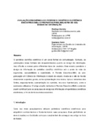 Avaliação ergonômica do periódico científico Encontros BIBLI e propostas para melhoria do seu design da informação.