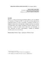 Biblioteca digital de TCCs da UFPE: da concepção à prática.
