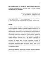 Biblioteca Setorial do Núcleo de Pesquisas em Limnologia, Ictiologia e Aqüicultura – NUPÉLIA / UEM / PR: uma unidade informacional de referência.