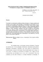 Bibliotecas Digitais de Teses e Dissertações brasileiras: paradigma do acesso livre à informação científica.