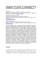 Cartografia temática por meio de técnicas bibliométricas: contribuições às práticas de representação e de recuperação da informação nas bibliotecas universitárias.