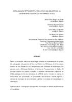 Catalogação retrospectiva de livros nas bibliotecas da Universidade Federal do Rio Grande do Sul.