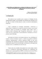 Competência informacional do bibliotecário que atua com o Portal de Periódicos Capes: estudo nas IFES da região nordeste.