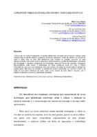 Concursos públicos em Biblioteconomia: índice bibliográfico.