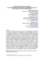 Controle Bibliográfico Universal: da passagem histórica ao advento eletrônico/digital das publicações na área de humanidades.