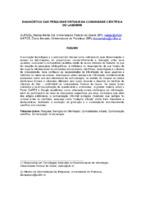 Diagnóstico das pesquisas virtuais da comunidade científica do LABOMAR.