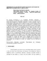 Disseminação da informação sobre educação continuada em biblioteca universitária: o caso da UFPA.