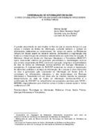 Disseminação de informações em saúde: o caso da Biblioteca Virtual em Saúde em Doenças Infecciosas e Parasitárias.
