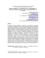 Gestão documental da informação e do conhecimento: as práticas das empresas excelentes em gestão empresarial para bibliotecas universitárias.