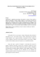 Implantação do programa de marketing das bibliotecas setoriais da UDESC.