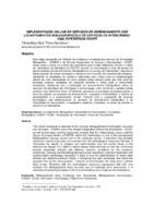 Implementação on-line de serviços de gerenciamento dos levantamentos bibliográficos e de serviços de intercâmbio: uma experiência PUCPR.
