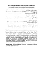 Inteligência empresarial X endomarketing competitivo: uma proposta de gestão informacional no mercado de autopeças.