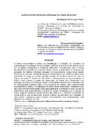 Leitura documentária para indexação de artigos de jornais.