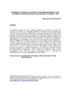 Modos de utilização da internet e suas implicações na vida acadêmica dos estudantes da Faculdade da Paraíba- FPB.