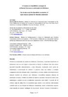 O Gnuteca e o OpenBiblio: avaliação de softwares livres para a automação de bibliotecas.