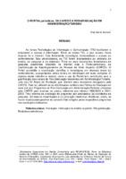 O Portal.periodicos da CAPES e a pós-graduação em administração/turismo.