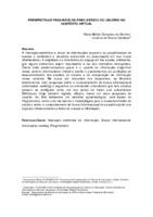 Perspectivas pragmáticas para estudo de usuário no contexto virtual.