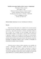 Pontifícia Universidade Católica do Rio de Janeiro e a digitalização.