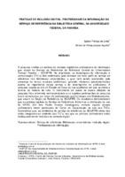 Práticas de inclusão digital: profissionais da informação do Serviço de Referência na Biblioteca Central da Universidade Federal da Paraíba.