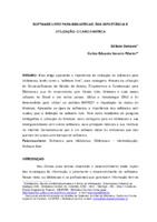 Software livre para bibliotecas, sua importância e utilização: o caso GNUTECA.