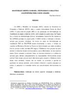 Universidade Aberta do Brasil: (re)pensando a biblioteca universitária para o novo usuário.