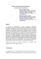 Wikis e o bibliotecário de referência: novos ambientes de aprendizagem.
