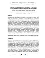 AACR2  e necessidades de usuários: o papel da representação na recueração de partituras.