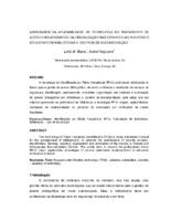 Abordagem da aplicabilidade de tecnologia no tratamento de acervo bibliográfico: da organização nas estantes ao inventário do acervo em bibliotecas e centros de documentação.