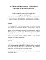 Alternativas para controle de autoridades na indexação de artigo de periódicos: o uso da Plataforma Lattes.