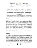 Avaliação da consistência da catalogação de assunto de dissertações e teses do Instituto de Biologia da UNICAMP.