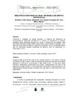 Bibliotecas Setoriais da UFAM: um modelo de gestão estratégica.