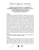 Competência informacional e elaboração de estratégia de busca: um estudo com pós=graduandos de Agronomia e Ciência Florestal.