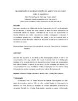 Organização e informatização da Mapoteca do IOUSP: relato de experiência.