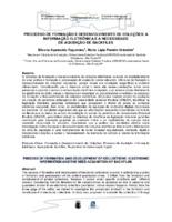 Processo de formação e desenvolvimento de coleções: a informação eletrônica e a necessidade de aquisição de backfiles.
