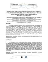 Sistema para geração automática de ficha catalográfica para teses e dissertações: mais autonomia para o usuário.