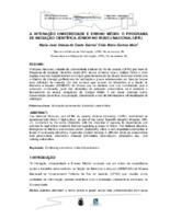 A interação universidade e ensino médio: o Programa de Iniciação Científica Júnior no Museu Nacional/UFRJ. (Pôster)