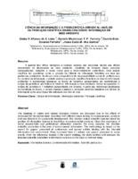 Ciência da Informação e a problemática ambiental: análise da produção científica brasileira sobre informação e meio ambiente. (Pôster)